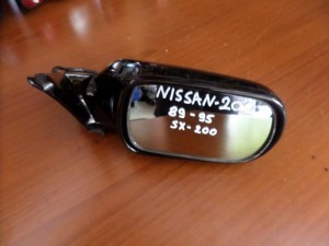 Nissan 200sx 89-95 ηλεκτρικός καθρέπτης δεξιός μαύρος