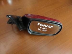 Nissan primera P10 station wagon 94-95 ηλεκτρικός καθρέπτης δεξιός μπορντό