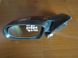 Opel omega B 94-03 ηλεκτρικός καθρέπτης αριστερός μπορντό