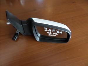 Opel zafira 05-08 ηλεκτρικός καθρέπτης δεξιός άσπρος (5 καλώδια)