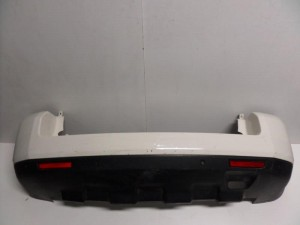 Rover freelander II 07 πίσω προφυλακτήρας άσπρος