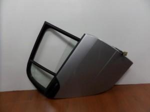 Smart ForFour δεξιά πίσω πόρτα ασημί