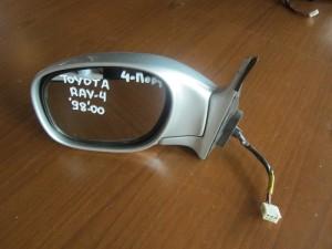 Toyota Rav 4 98-00 ηλεκτρικός καθρέπτης αριστερός ασημί