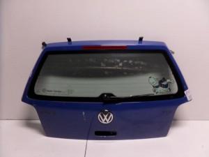 VW polo 99-01 πίσω πόρτα μπλέ (3ή-5ή)