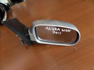 Acura MDX 2011 ηλεκτρικός ανακλινόμενος καθρέπτης δεξιός ασημί (7 καλώδια)
