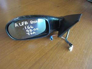 Alfa romeo 166 98-04 ηλεκτρικός καθρέπτης αριστερός μολυβί (7 καλώδια)