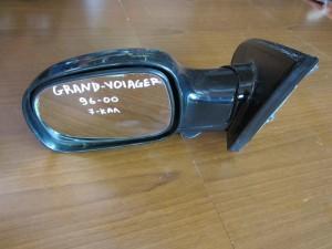 Chrysler voyager 2001-2007 ηλεκτρικός καθρέπτης αριστερός μαύρος (7 καλώδια)