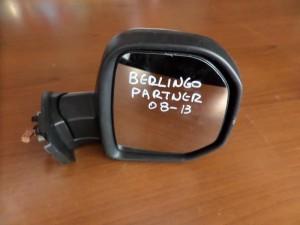 Citroen berlingo-Peugeot partner 08-13 ηλεκτρικός καθρέπτης δεξιός ασημί (7 καλώδια)