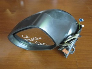 Citroen C4 Picasso 2007-2013 ηλεκτρικός ανακλινόμενος καθρέπτης αριστερός μαύρος (14 καλώδια)