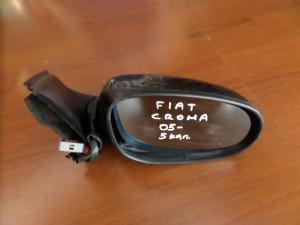 Fiat croma 2005-2011 ηλεκτρικός καθρέπτης δεξιός ανθρακί (5 καλώδια)
