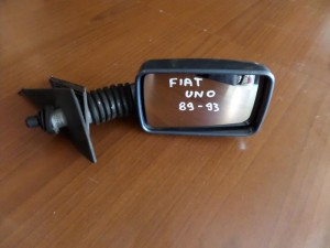 Fiat uno 89-93 μηχανικός καθρέπτης δεξιός ράφ