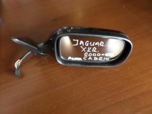 Jaguar XKR 00-08 cabrio ηλεκτρικός ανακλινόμενος καθρέπτης δεξιός σκούρο πράσινο (12 καλώδια)