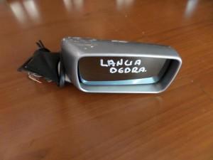 Lancia dedra μηχανικός καθρέπτης δεξιός ασημί-γαλάζιο
