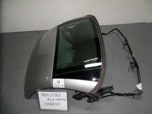 Mercedes Slk R171 ουρανός ασημί
