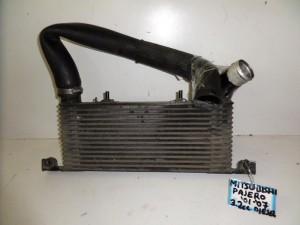 Mitsubishi pajero 01-07 3.2cc diesel ψυγείο intercooler
