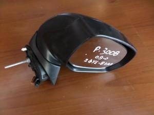Peugeot 3008 09 ηλεκτρικός καθρέπτης δεξιός γκρί (8 καλώδια-2 φίς)