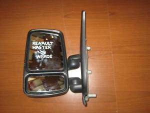Renault master 1998-2003 απλός καθρέπτης αριστερός άβαφος