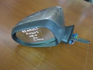 Renault modus 08 ηλεκτρικός καθρέπτης αριστερός χρυσαφί (7 καλώδια)