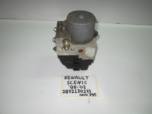 Renault scenic 98-03 μονάδα ABS bosch