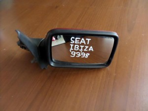 Seat ibiza 93-98 μηχανικός καθρέπτης δεξιός μπορντό