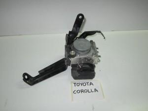 Toyota corolla 02-06 μονάδα ABS bosch (κωδικός ANEY)
