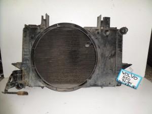 Volvo 850 92-94 2.0cc-2.5cc βενζίνα ψυγείο κομπλέ (νερού-air condition)