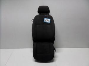 VW polo 99-01 3θυρο κάθισμα εμπρός δεξί με airbag γκρί σκούρο