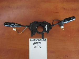 Chevrolet aveo 08-12 διακόπτης φώτων-φλάς kai υαλοκαθαριστήρων