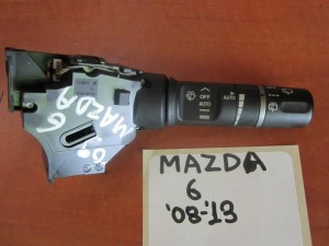 Mazda 6 08-13 διακόπτης υαλοκαθαριστήρων