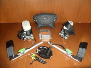 Mercedes Clk w209 02 airbag