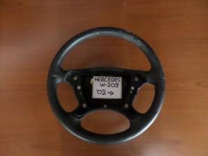 Mercedes Clk w209 02 βολάν