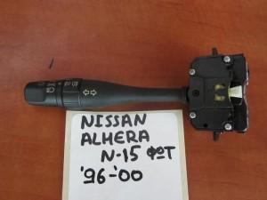 Nissan almera n15 96-00 διακόπτης φώτων-φλάς