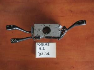 Porsche 911 97-01 διακόπτης φώτων-φλάς καί υαλοκαθαριστήρων