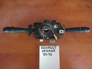 Renault megane 96-01 διακόπτης φώτων-φλάς και υαλοκαθαριστήρων