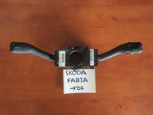 Skoda fabia 07 διακόπτης φώτων-φλάς καί υαλοκαθαριστήρων