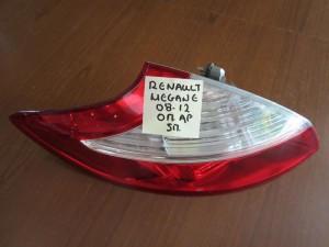 Renault megane 08-12 5θυρο πίσω αριστερό φανάρι