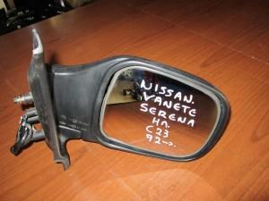 Nissan serena-vanete C23 92 ηλεκτρικός καθρέφτης δεξιός άβαφος