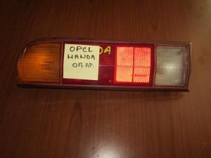 Opel manta B πίσω φανάρι αριστερό