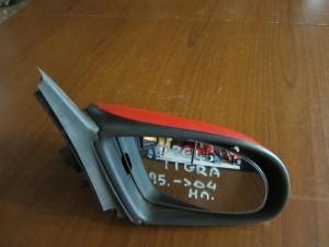 Opel tigra 95-04 ηλεκτρικός καθρέφτης δεξιός κόκκινος