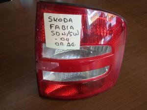 Skoda fabia 04 SDN-SW πίσω φανάρι δεξί