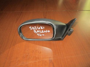 Suzuki baleno 94 απλός καθρέφτης αριστερός άβαφος