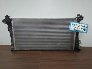 Mazda 2 02-08 ψυγείο νερού και aircodition
