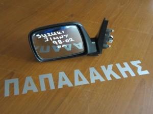 Suzuki Jimny 98-02 ηλεκτρικός καθρέφτης αριστερός άβαφος