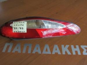 Hyundai coupe 97-99 αριστερό πίσω φανάρι
