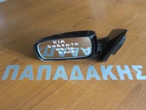 Kia sorento 02-10 ηλεκτρικός καθρέφτης αριστερός μαύρος (5 ακίδες)