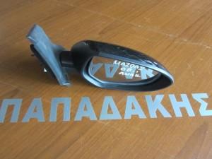 Mazda 2 2007-2014 ηλεκτρικός ανακλινόμενος καθρέφτης δεξιός μελιτζανί