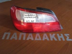 Subaru imbreza 01-04 πίσω αριστερό φανάρι
