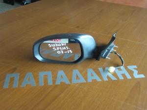 Suzuki splash 2007-2013 ηλεκτρικός καθρέφτης αριστερός γκρί