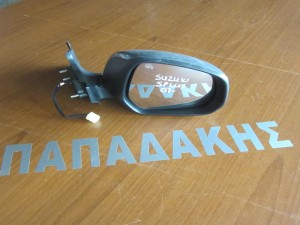 Suzuki splash 2007-2013 ηλεκτρικός καθρέφτης δεξιός γκρί
