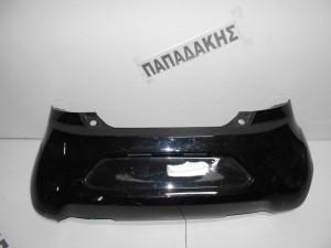 Ford KA 2008-2016 προφυλακτήρας οπίσθιος μαύρος